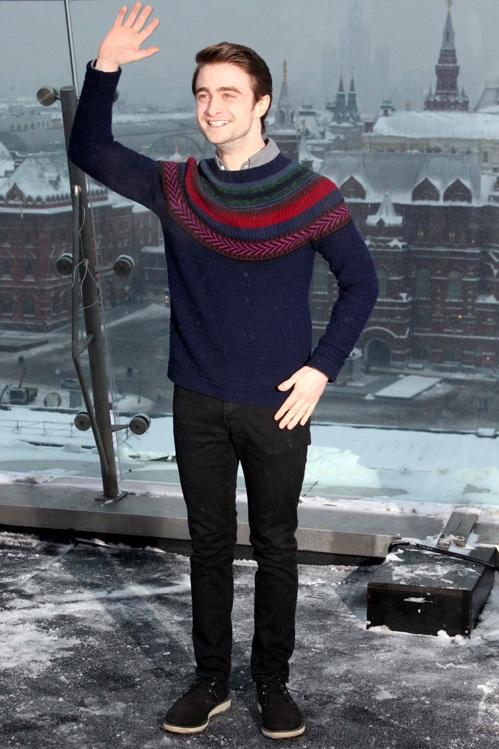Дэниел в России