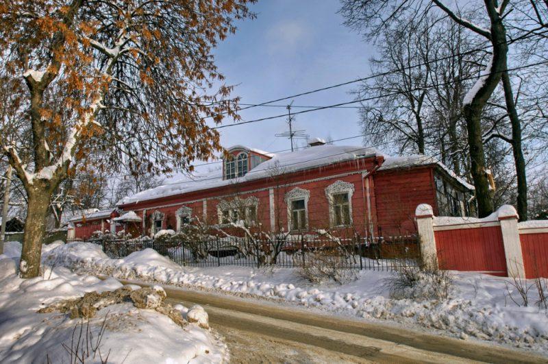 Дом Павла Александровича Флоренского