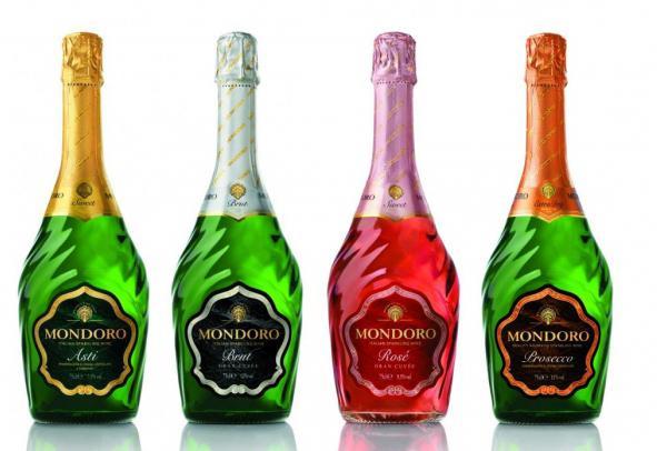 Шампанское Asi Mondoro