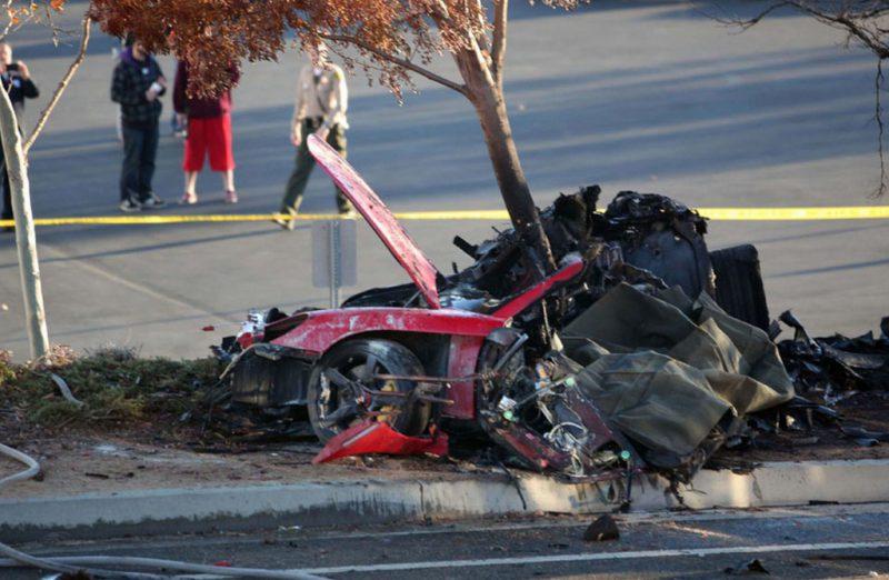 Автокатастрофа не оставила шанса выжить