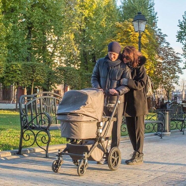 Екатерина и Гела Месхи – родители маленькой Бэллы