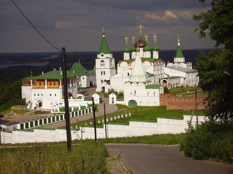 печерский мужской монастырь