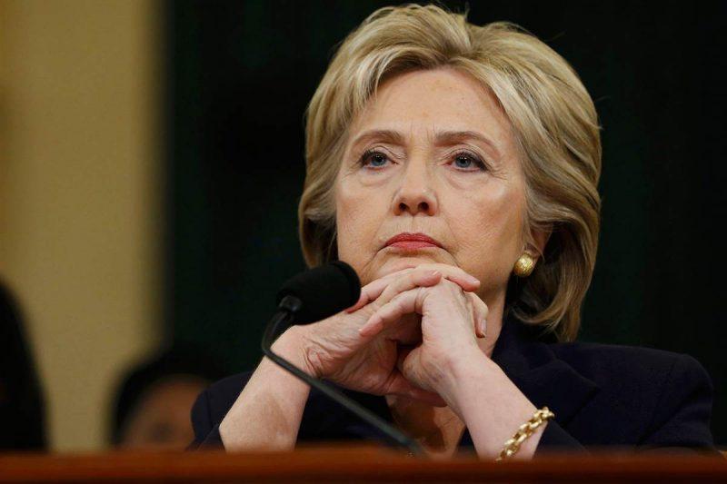 Хиллари Клинтон проиграла очередную президентскую гонку