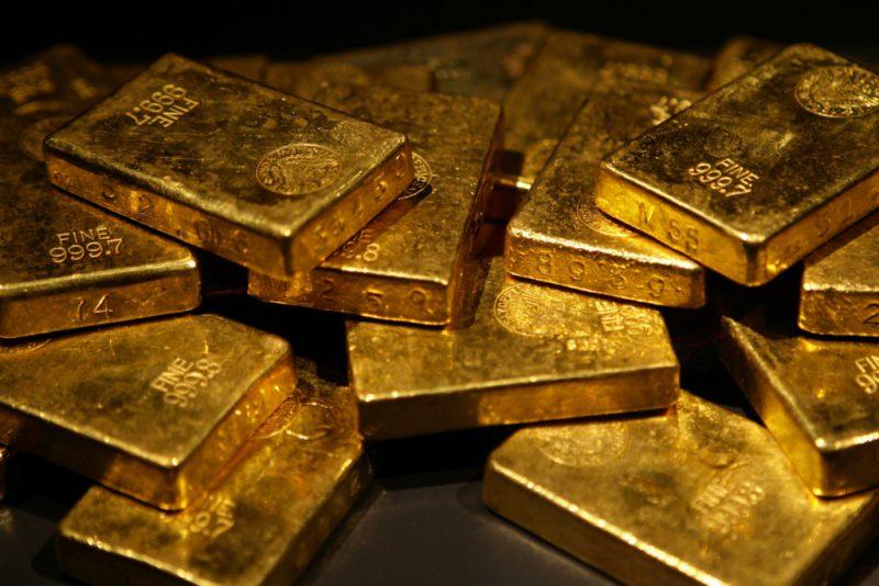 Сколько стоит грамм золота