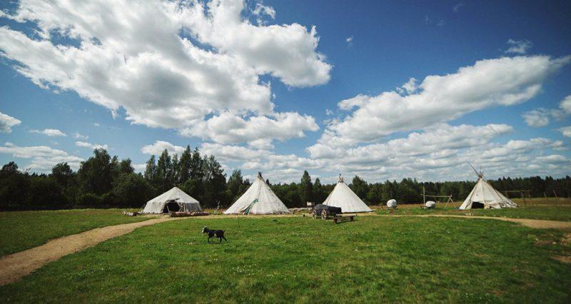 Этнографический парк «Кочевник»