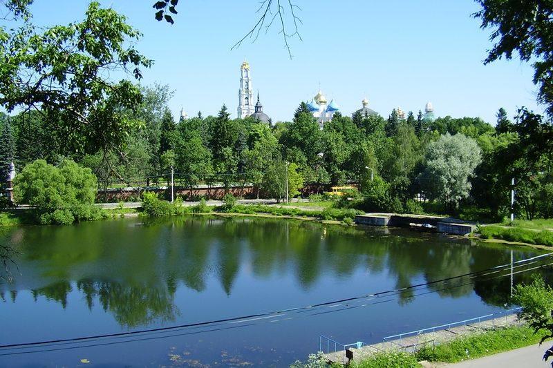 Келарский пруд