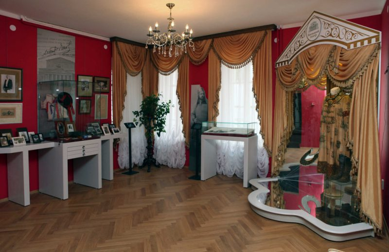 Дом-музей Леонида Собинова