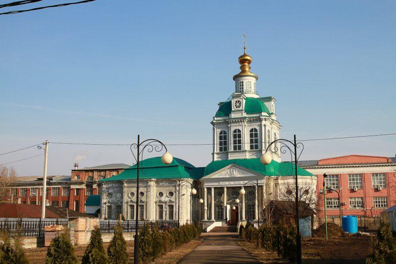Храм Святых Флора и Лавра
