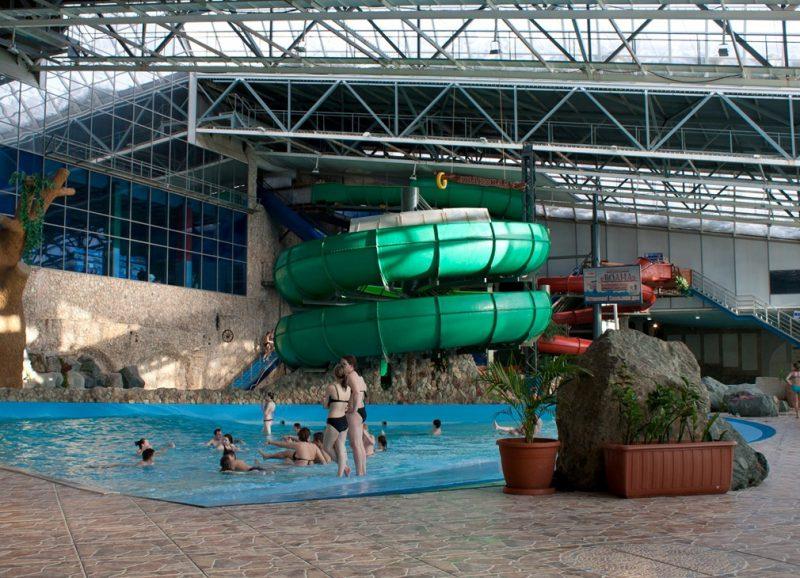 аквапарк барионикс