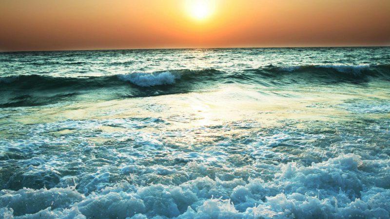 приснилось море