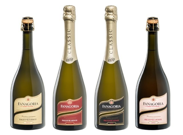 Шампанское Фанагория