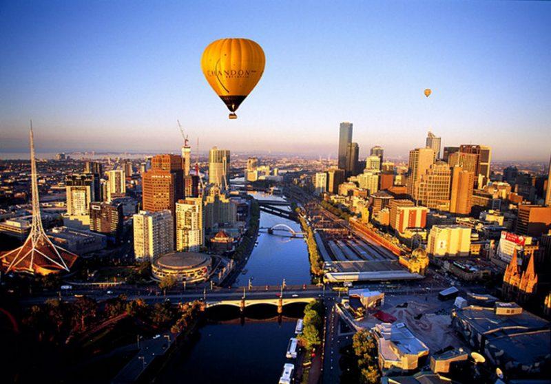 Самый лучший город в мире