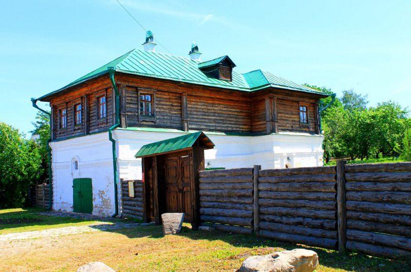 Дом купцов Агаповых
