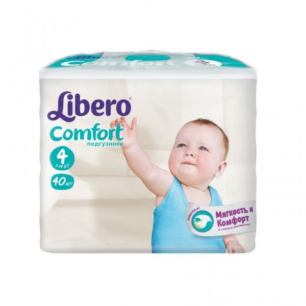 Подгузник Libero Comfort