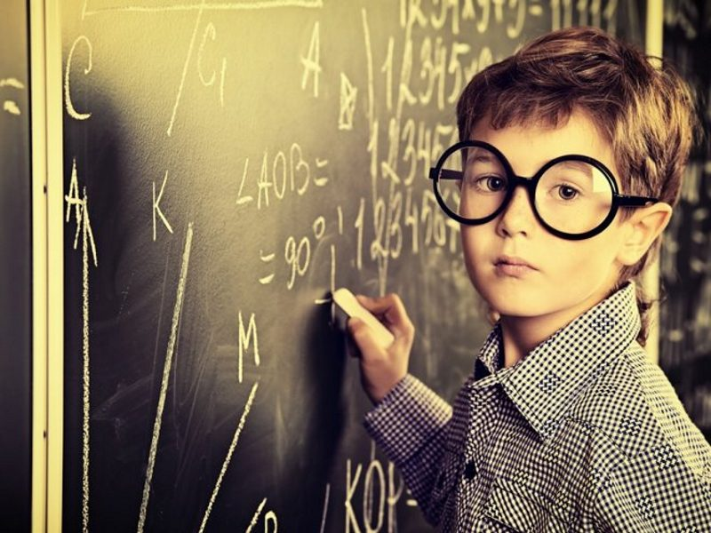 Самый высокий IQ в мире