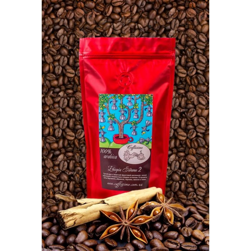 Кофе Сидамо