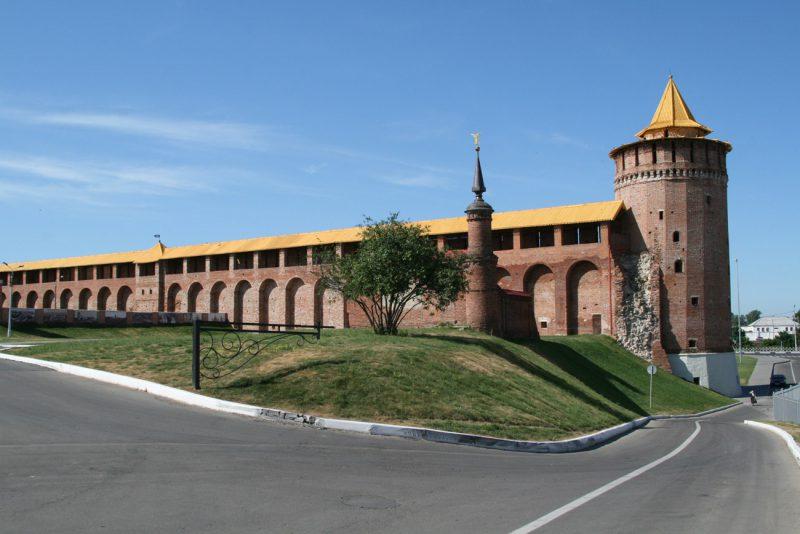 Коломенская башня