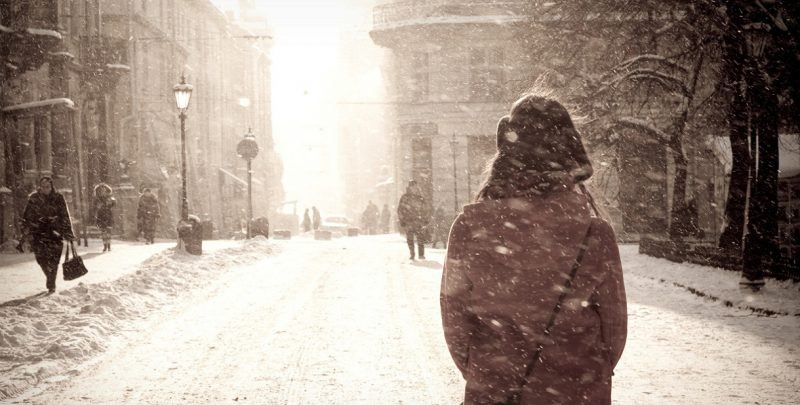 обозначение снега во сне