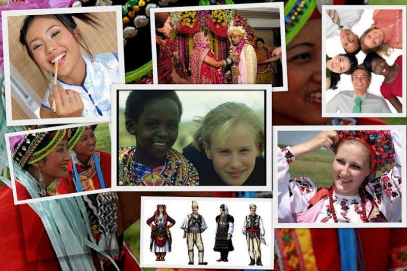 Этническая картина Евразии