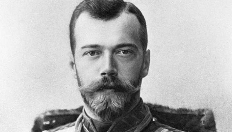 Российский император Николай ІІ Романов