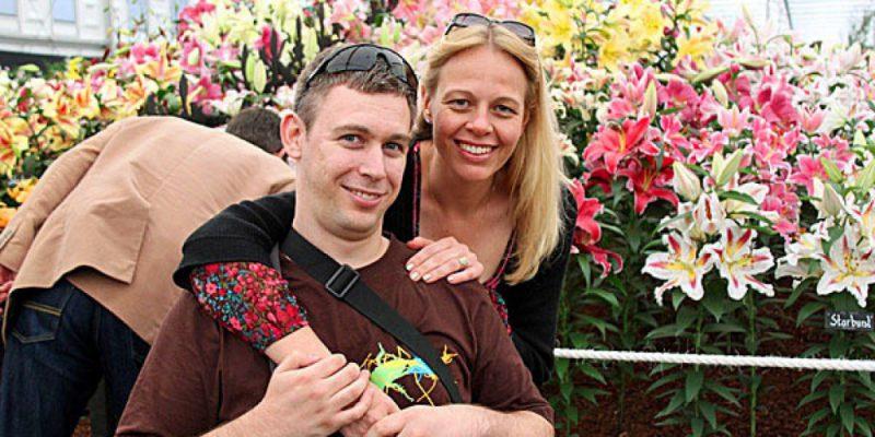 мартин писториус с женой