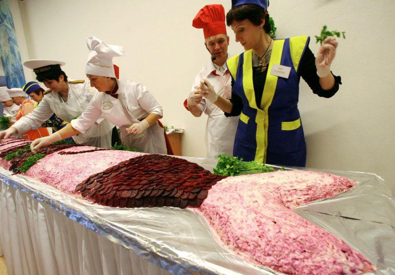 Когда отмечают День повара в Росии