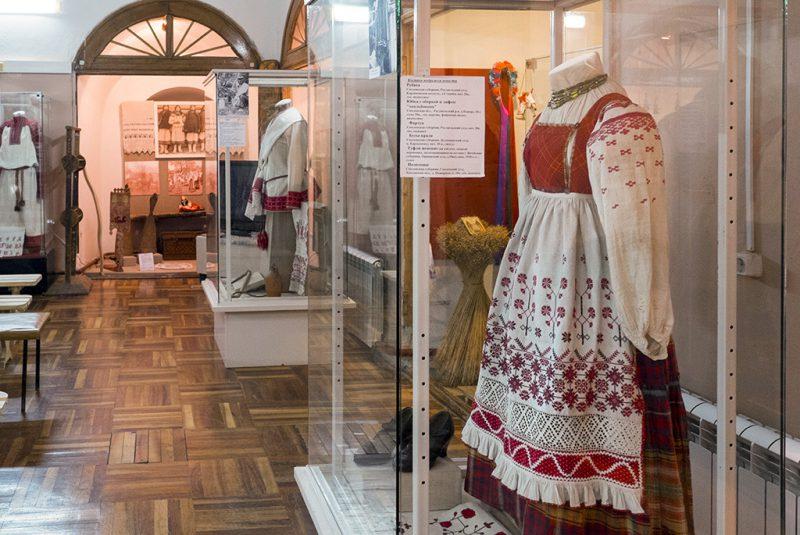 Музей «Смоленский лен»