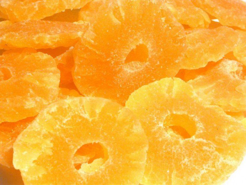 замороженный ананас