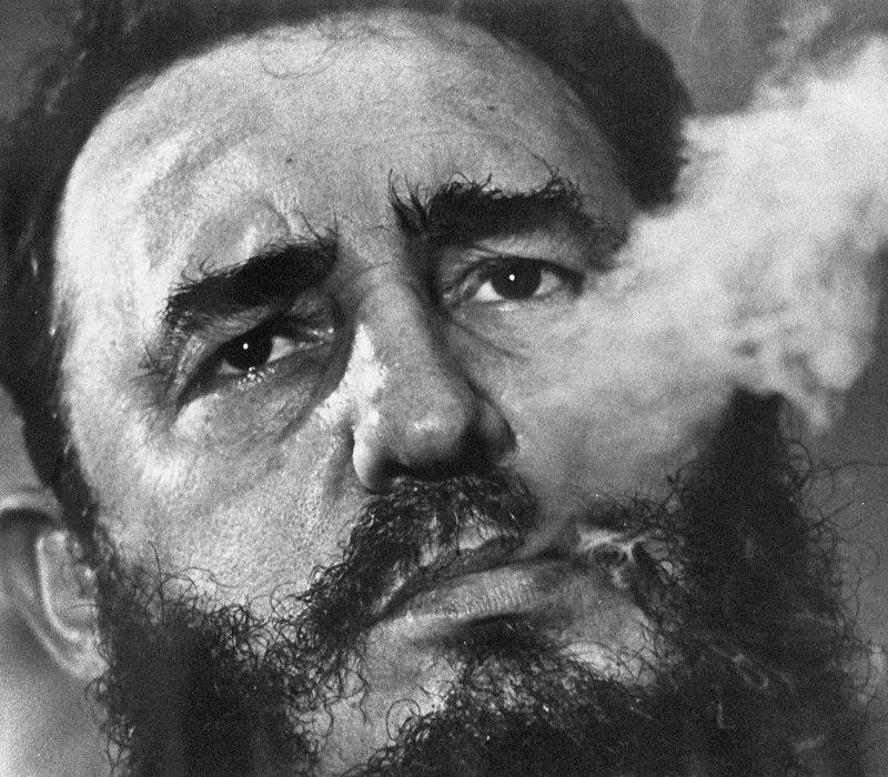 День рождения Кастро Ф.