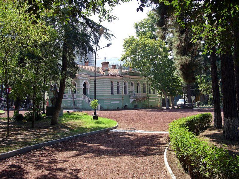 Парк «Муштаиди»
