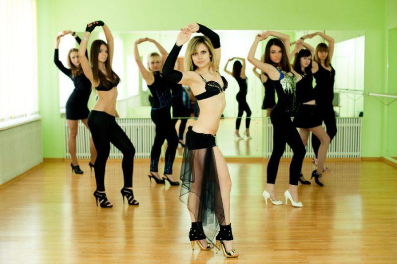 уроки танца гоу гоу