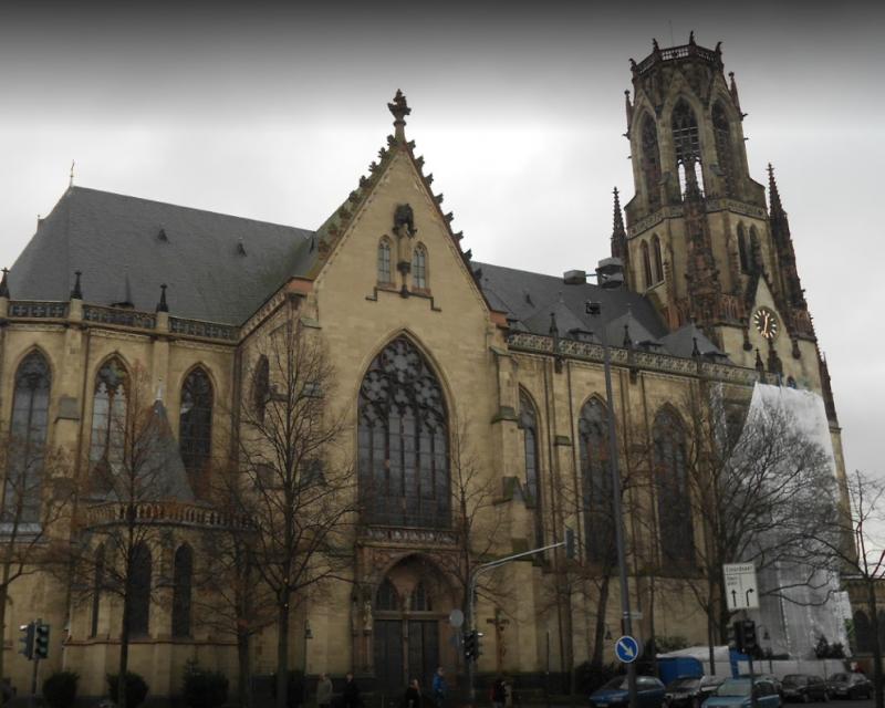 Церковь Святой Агнес