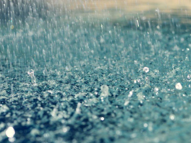 К чему приснился дождь