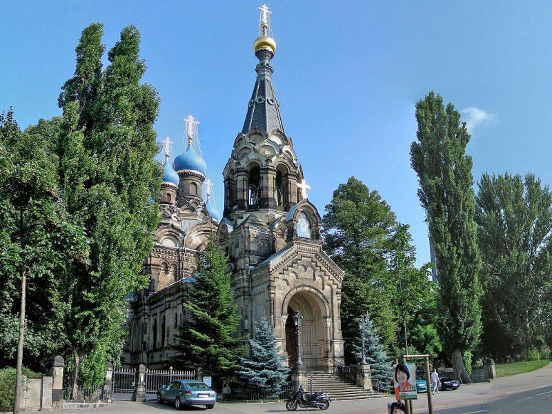 Дрезденская православная церковь