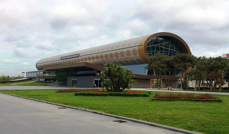 Музей ковра и народного прикладного искусства