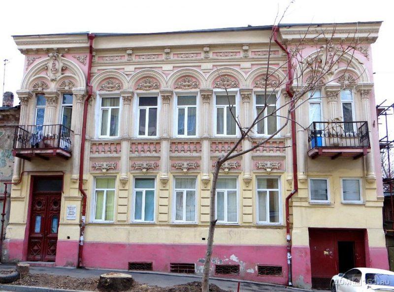 Жилой дом Степана Акимова