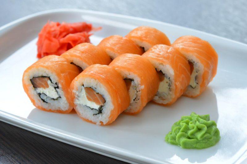 вкусовые особенности суши