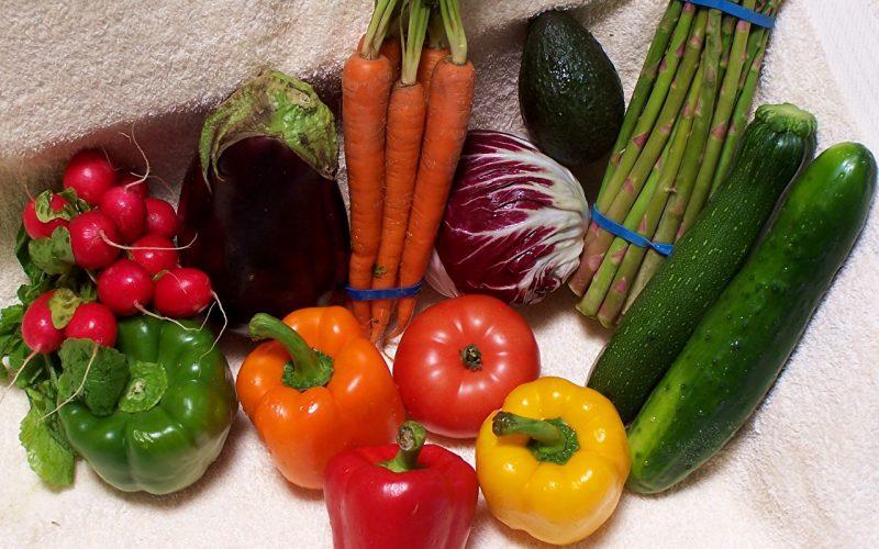 овощные перекусы