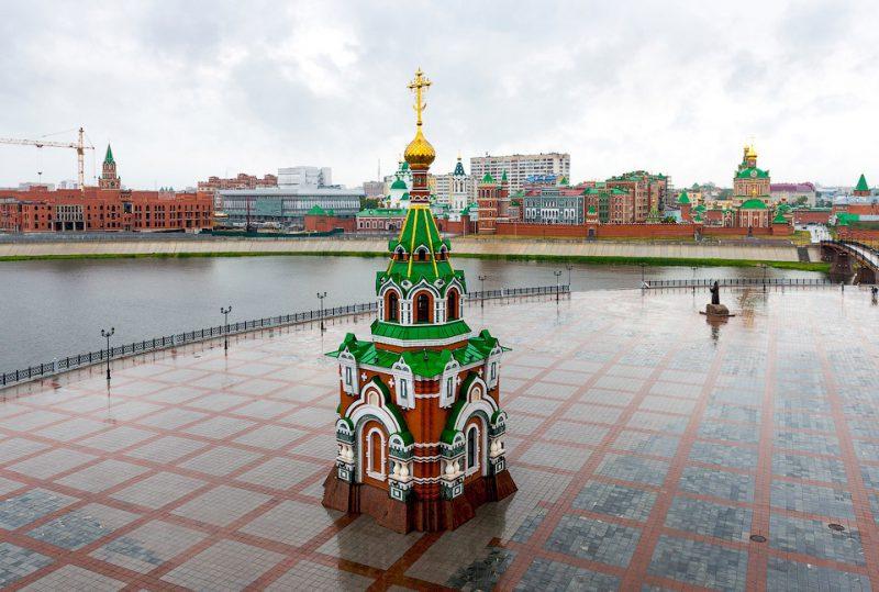 Часовня Петра и Февронии Муромских