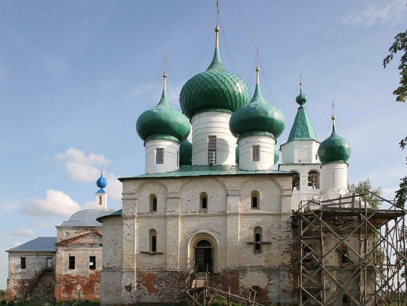 Авраамиев Богословский монастырь