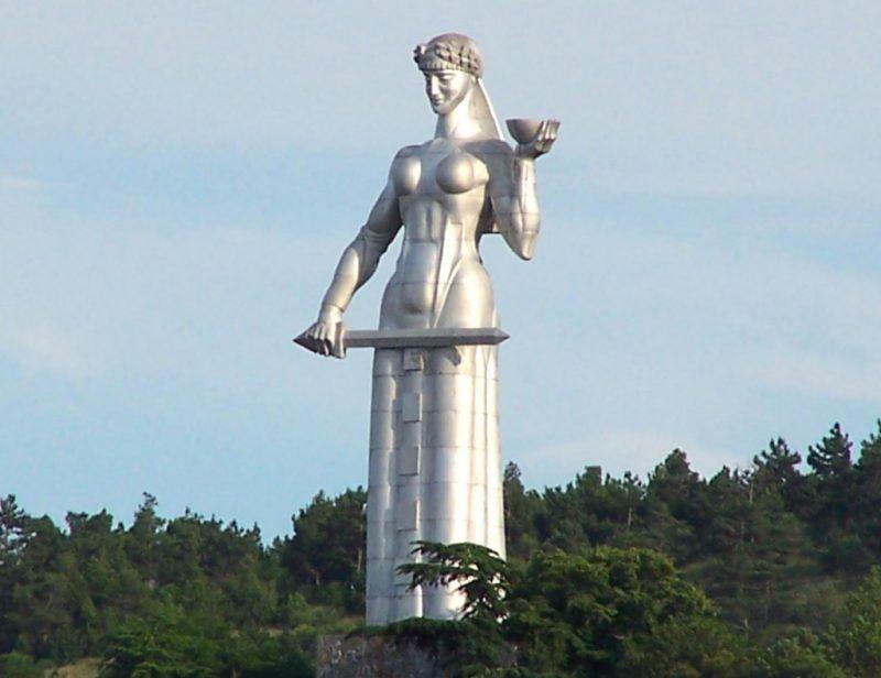 Монумент «Мать Картли»