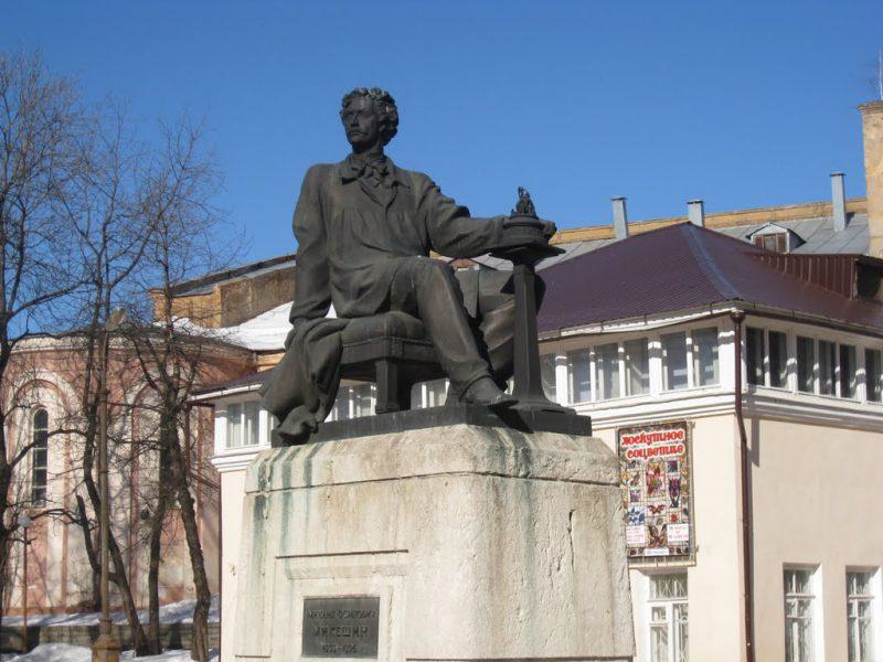 Памятник М.О. Микешину