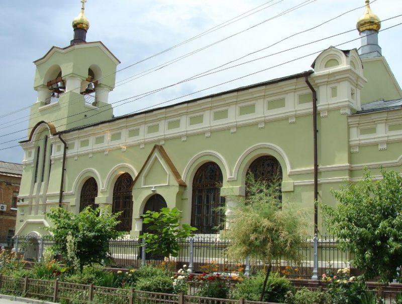 Старообрядческий Покровский собор