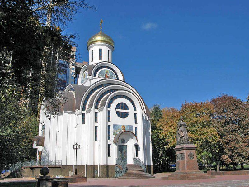 Старо-Покровский храм