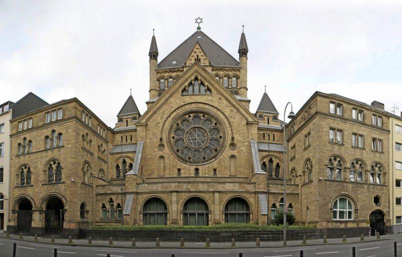 Кельнская синагога