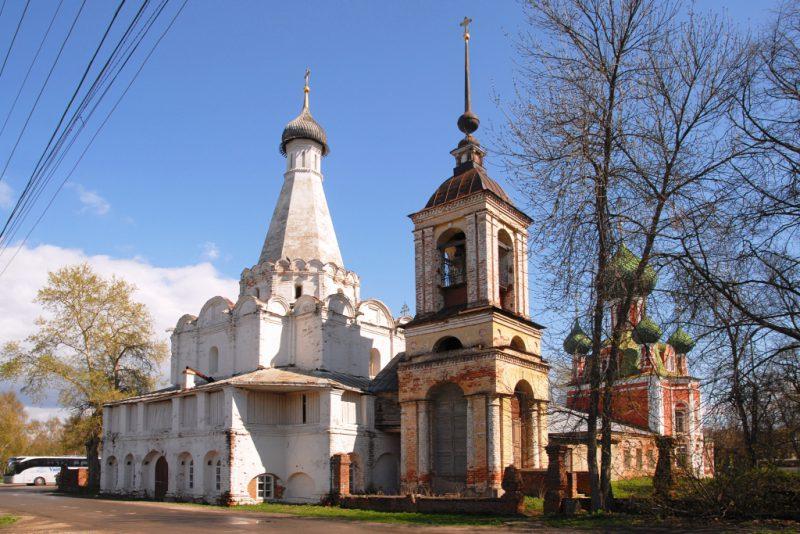 Храм митрополита Петра