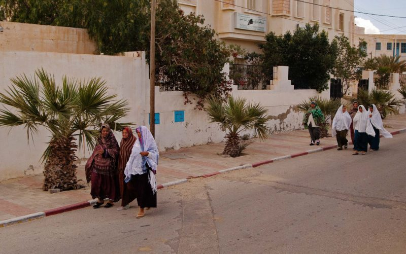 День женщин в тунисе