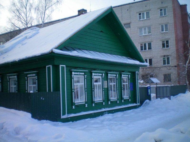 Дом-музей И. С. Ключникова-Палантая