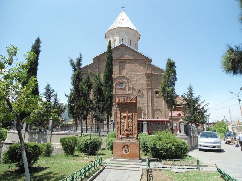 Храм Сурб Геворг