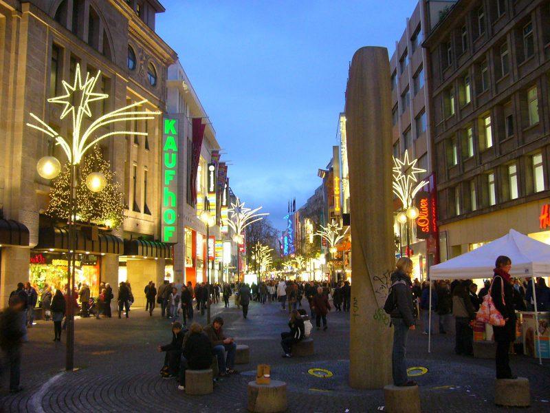 Улица Хоэ-Штрассе